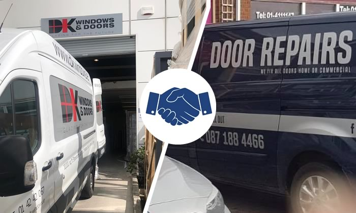 DK Windows & Doors Repairs